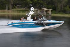 Super Air Nautique 210, The Boat That Started It All, And Still Leads The Way.