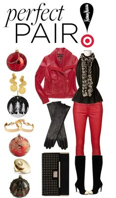 """Festive collection of the season Target and Neiman Marcus holiday collection"" by angela-windsor on Polyvore"