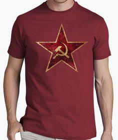 Camiseta CCCP Red Star