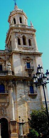 Torre de la Catedral de Jaén.Foto :C.Soler