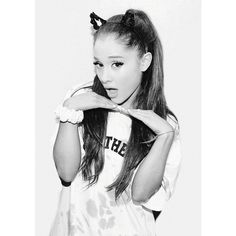 large.jpg (500×709) ❤ liked on Polyvore featuring ariana grande