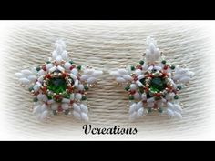 Tutorial stella natalizia / Tutorial Christmas stars - YouTube