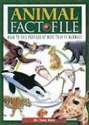 Animal Fact File by Tony Hare. $0.20. Author: Tony Hare. Publisher: Checkmark Books (March 1999). Publication: March 1999