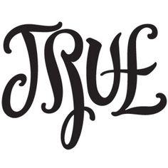 True/False by John Langdon