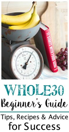 My Whole 30 Body Makeover - Beginners Guide - Tips, recipes, and advice to lose weight, get more energy, and find success in healthy living. Whole 30 Meal Plan, Whole 30 Diet, Paleo Whole 30, Whole 30 Recipes, Whole 30 Crockpot Recipes, Freezer Recipes, Whole 30 Results, Whole Thirty, Clean Eating
