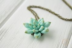 My Succulent Mania Grew Into Succulent Jewelry Business