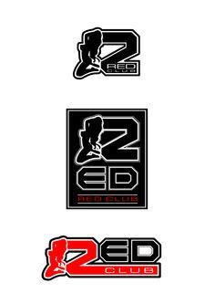 RED CLUB logo design