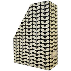 Buy Orla Kiely Magazine Rack from our Magazine Storage range at John Lewis & Partners. Magazine Storage, Magazine Rack, Orla Keily, Design3000, Shops, Textile Design, Creative, Prints, Stuff To Buy