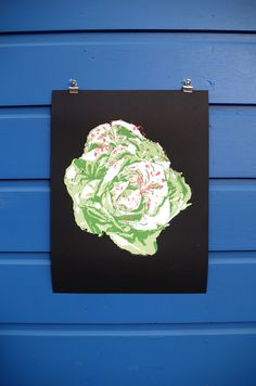 Castel on Black from Jen Kindell for $115.00 Typography Prints, Graphic Prints, Art Prints, Plum Paint, Renegade Craft Fair, Water Abstract, Alphabet Cards, Simple Prints, Fruit In Season