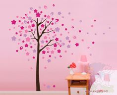 Blossom Tree Wall Decals – Blossom Moments – evgieNev