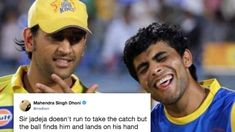 Don't know why MS Dhoni gave me the 'Sir' title: Ravindra Jadeja CSK vs SRH IPL 2018 Final Chennai Super Kings vs Hyderabad Test Cricket, Cricket Sport, Cricket News, India Cricket Team, World Cricket, Crickets Funny, Dhoni Quotes, Ms Dhoni Wallpapers, Ms Dhoni Photos