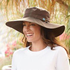 0f21d5e8ddfa47 La Jolla Sun Hat - Solumbra: All Day 100+ SPF Sun Protective Clothing -