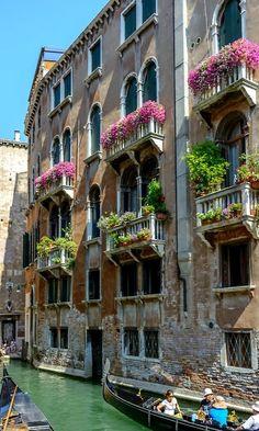 Venice, Italy (by pixario) Venice Veneto Venezia Italy