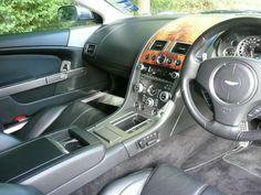 2009 Aston Martin DB9 5.9 V12 Coupe Touchtronic. More pics..............