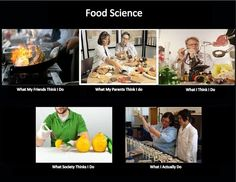 Food Science..MY science..