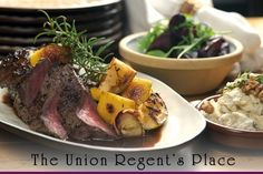 Sunday Roast with Trimmings at Union Regents Place