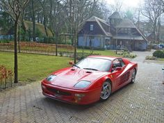 Ferrari - F512M - Droomgarage | Droomgarage