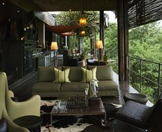 Embracing nature on all levels - Singita Sweni Lodge