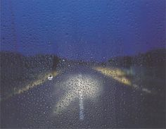Japanese photographer Naoya Hatakeyama, who also took the one you see before you, from a 2001 series called Slow Glass. Don't you kind of wish you lived in it?