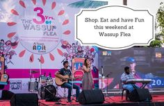 Head to Wassup flea for a weekend full of shopping & fun. Address- Royal Palms Lawn,Koregaon Park Contact- 098230 84978 #Exhibition #Fashion #Food #Decor #Wassupflea #CityShorPune