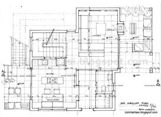 House Plans, Marker, How To Plan, Architecture, Sketching, Detail, Blog, Houses, Blueprints For Homes