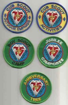 vintage boy scout patches | eBay