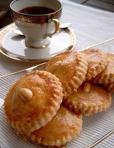 Dutch cookies (recipes on eGullet Dutch Food thread) Gevulde Koek, (almond paste cookies) Dutch Recipes, Baking Recipes, Cookie Recipes, Snack Recipes, Amish Recipes, Donut Recipes, Typical Dutch Food, Dutch Cookies, Almond Pastry
