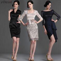 eDressit drei kurze Kleider