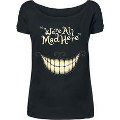 Alice in Wonderland - Mad Mouth - Walt Disney