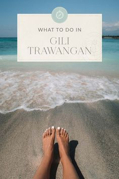 With direct ferries from Bali, this is one beach paradise you won't want to miss. Here's my ultimate Gili Trawangan travel guide. Greece Travel, Asia Travel, Solo Travel, Bali Travel Guide, Travel Guides, Budget Travel, Travel Tips, Hawaii, New York