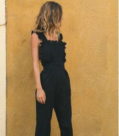 The Rider Jumpsuit || Pre-order online now