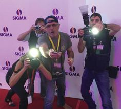 Walk down the red carpet with your own Paparazzi. For hire @ Alan Casey Entertainment Agency Australia