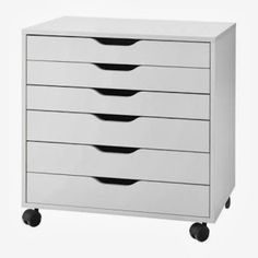 Alex - from IKEA - the most used craft storage unit?