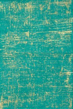 This unique paper features elegant gold strokes across a sea green paper. Grown in Nepal, the renewable Lokta plant's long fibers are remarkably strong, giving Lokta paper its durability, soft, luscio
