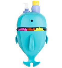 Boon Whale Pod: This cute bath toy storage keeps everything in place #registry