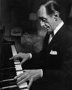Vladimir Horowitz - the great Russian pianist. I was able to see Horowitz perform three times in person….extraordinary experience !!!!! You could never leave a concert of his without seeing peole wiping tears from their eyes.