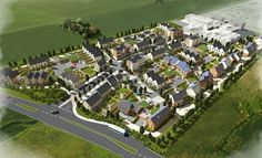 NW Bicester - UK first zero carbon town