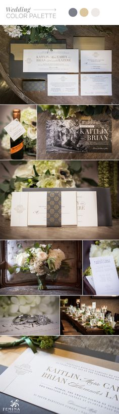 We offer custom design services for your wedding invitations, stationary, paper goods and more. Letterpress Invitations, Custom Wedding Invitations, Paper Goods, Invitation Design, Save The Date, Wedding Colors, Dates, Script, Champagne