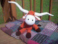 Ravelry: LydiaDiane's Baby Texas Longhorn