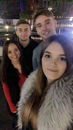Saturday 11th November 2017: double dating in Gunwharf with Jess & Tom 👫👫
