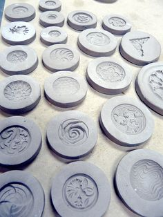making molds woul be great for buttons and lots of other things