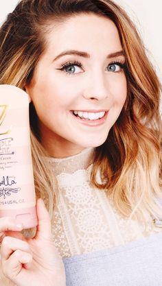 Zoella Makeup, Zoella Beauty, Shes Amazing, Amazing Pics, Zoe Sugg, Youtubers, Love Her, Celebs, Stylish