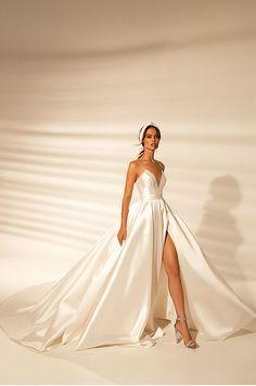 Designer Wedding Dresses, Bridal Dresses, Wedding Gowns, Prom Dresses, Formal Dresses, Alta Moda Bridal, A Line Gown, Bridal Collection, Wedding Designs