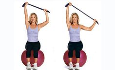 """Most women focus their workouts on """"mirror muscles,"""" the parts of..."""