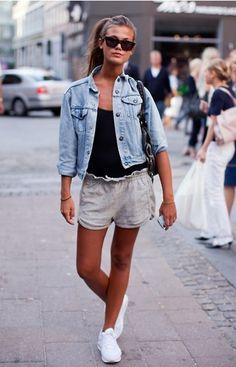 denim & shorts