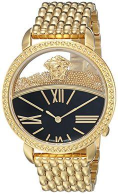 7e8deeb5 323 Best Versace watches women images in 2019 | Versace watches ...