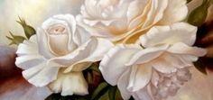 вышивка крестом цветы в вазе