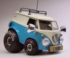 Volkswagen, Vw T1, Custom Hot Wheels, Custom Cars, Mercedes Benz B200, Vw Minibus, Cool Car Drawings, Model Cars Kits, Smart Car