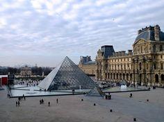Pacotes para conhecer a Europa_Louvre_Viajando bem e barato (4)
