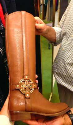 Super cheap, Tory Burch Boots in any style you want.  Holy cow, I'm gonna love this site!!!